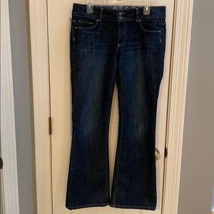 Paige jeans bootcut size 31